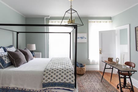 The Wiltwyck Guest House - Newcomb Suite