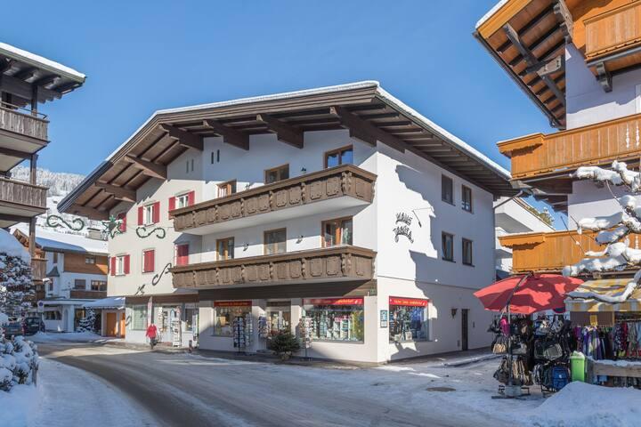 Apartment in Westendorf with Balcony, Ski Storage, Parking