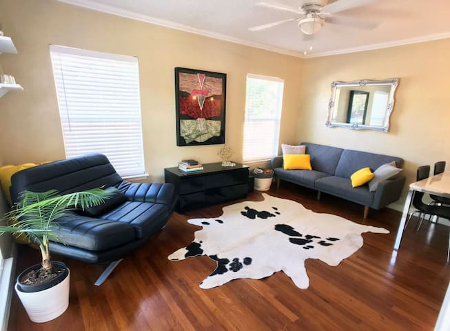 Cozy and Convenient Fort Worth Stay