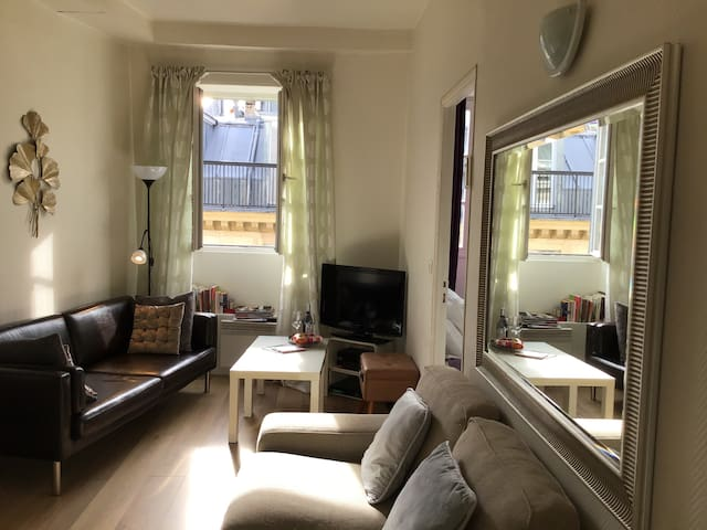 Charming apartment Central Paris 2nd Sentier