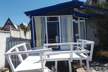 Cabaña frente al mar - Tongoy