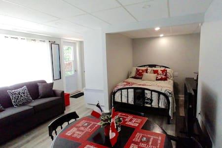 Appartement Péninsule Acadienne (près de Caraquet)