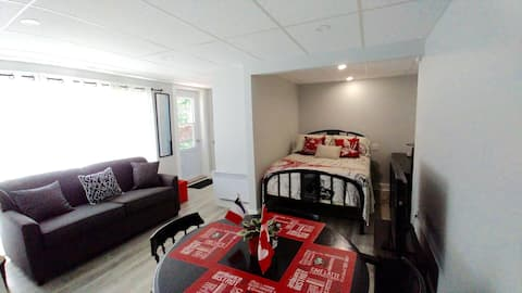 Appartement Péninsule Acadienne (près de Caraquet)