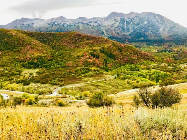 Utah Mountain/Lake Retreat