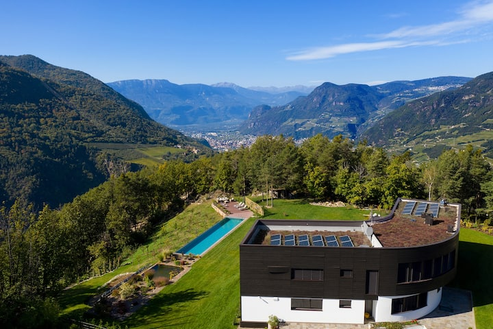 Villa Collina Verde Romantic Suite