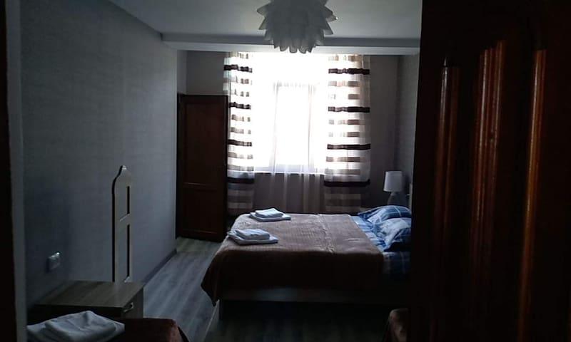 Private bedroom in Sozar Baba