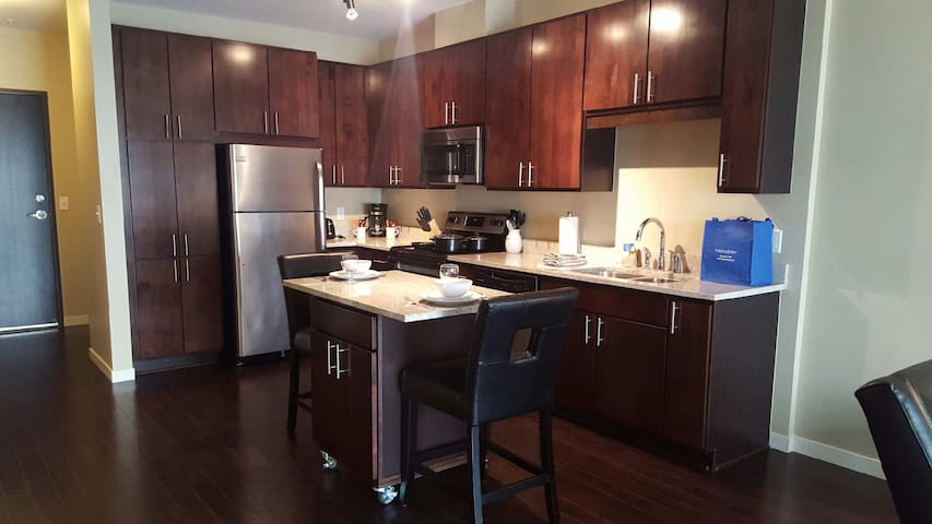 Stunning 1bd at 222 Hennepin! - Minneapolis - Byt