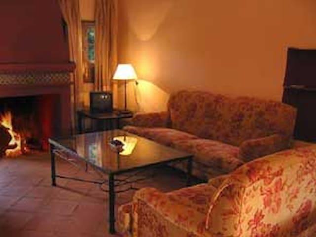 Cortijo La Solana-Guest House - Cortegana - Huis