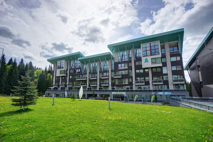 Poiana Brasov Luxury Apartment A13