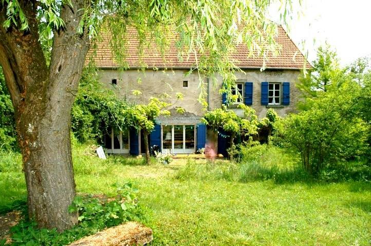 Spacious 17th Century farmhouse ideal for families