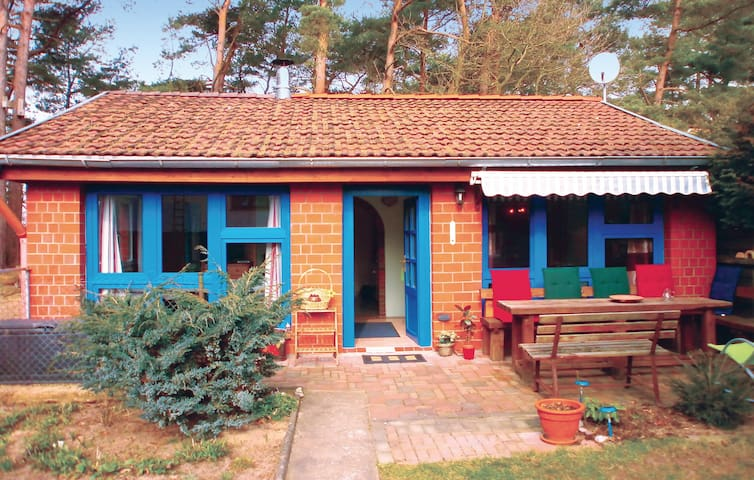 Holiday cottage with 2 bedrooms on 80m² in Biendorf
