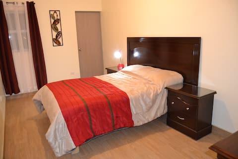 Comfort Plus 9 min Consulado,Alojamiento Entero,