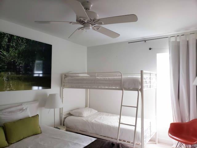 Leo's bedroom first floor