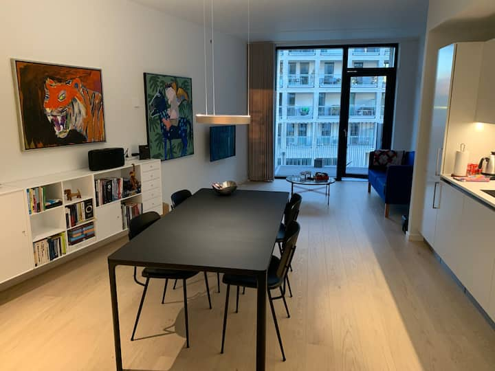 Completely new apartment