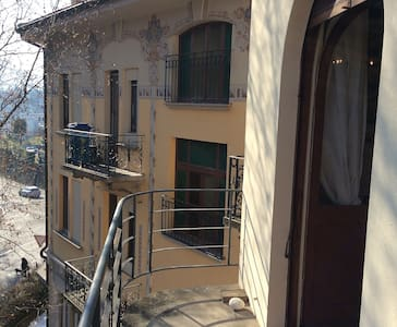Cozy   Arty  Apt great location&view freeparking - Massagno - Apartment