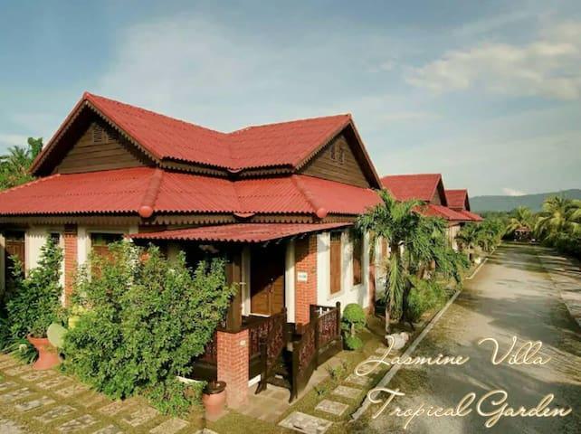 Jasmine Villa Tropical Garden Langkawi 1