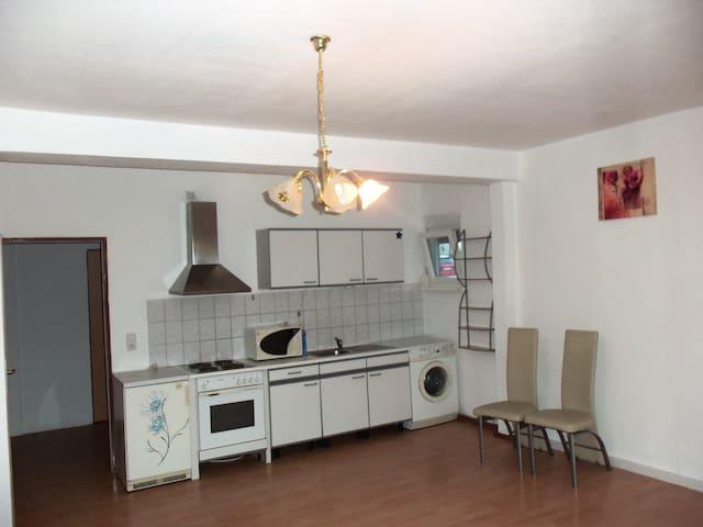 2ZKB Wohnung Siegen Weidenau Zentrum 50m2 UNI - Siegen - Pis