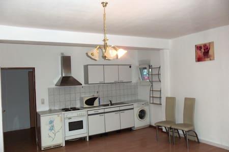 2ZKB Wohnung Siegen Weidenau Zentrum 50m2 UNI - Siegen - Byt