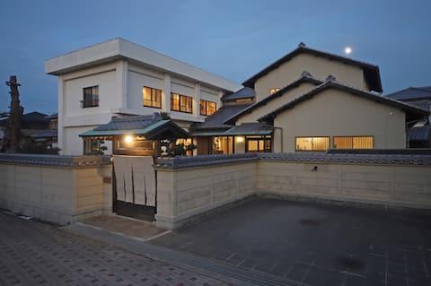 【新規OPEN ! !】淡路島西海岸の宿 梅木屋 ツインルームこま 砂浜まで徒歩5分