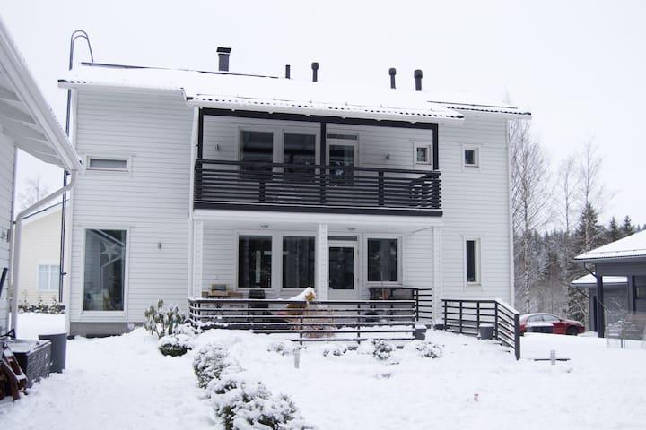 Modern house only 5km from Lahti Ski Games 2017 - Lahti - Haus