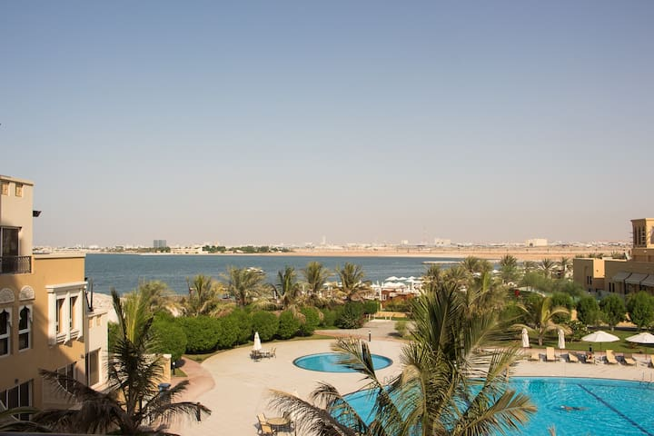 Enjoy a piece of ths peac@Marjan Island/Bab Albahr - Ras Al-Khaimah - Apartment