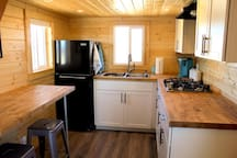 Very spacious and functional kitchen