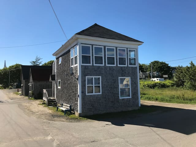 """The Apartments"" on Brier Island 2 BDRM (Upper)"