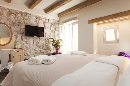 First ECO certified accommodation in Rovinj.