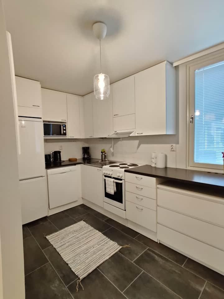 Kotimaailma furnished apartment, Close to seaside