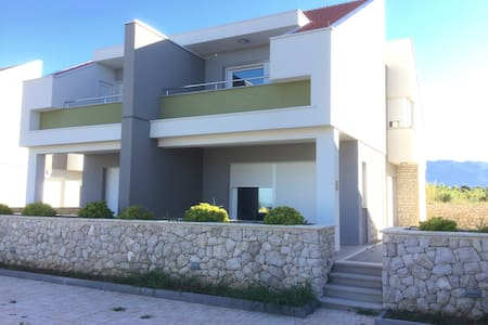 Beautiful new apartment near the sea (App. 1)