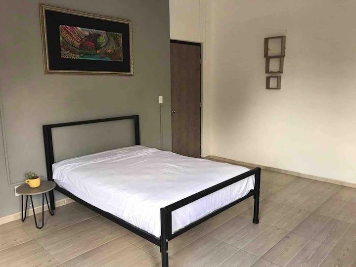 Habitación privada cerca Chapultepec y Consulado