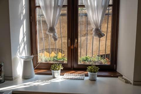 Spacious apartment in strategic location - Green