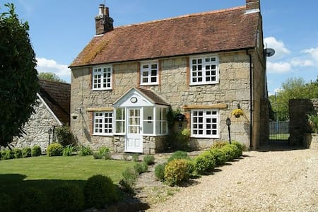 Laurel Cottage - Calbourne - Дом