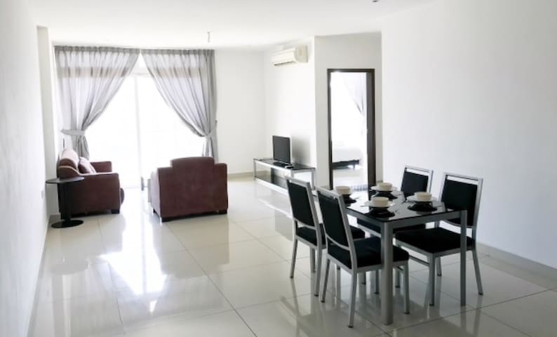 D'Willow Suite above KSL City Mall + WiFi