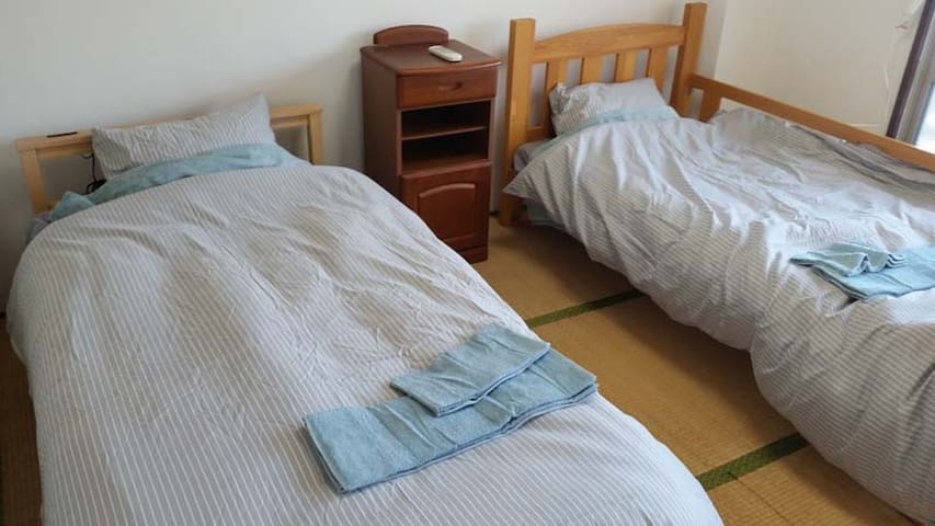 Totally Private Apt #J202 for 4, Shinjuku 40min - Komae - Apartamento