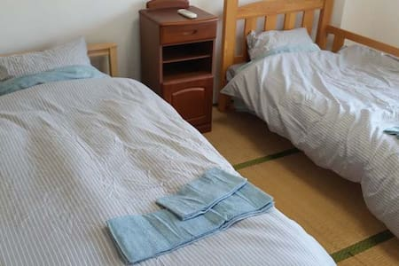 Totally Private Apt #J202 for 4, Shinjuku 40min - Komae - Huoneisto