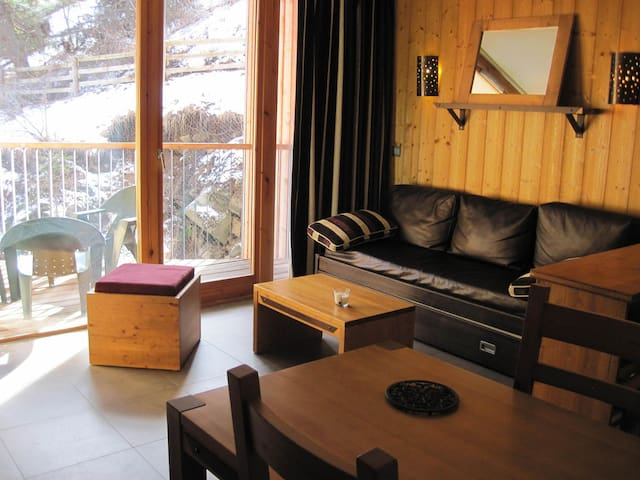 Bel appartement dans résidence moderne