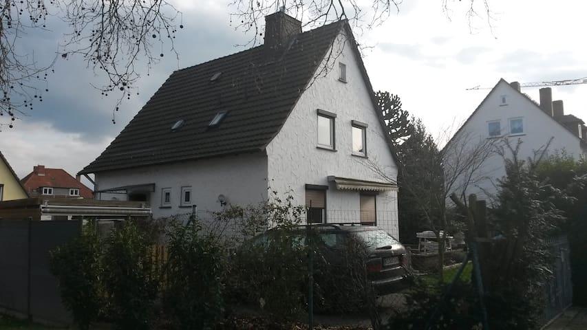 Zimmer Nähe Documenta - Kassel - Rumah