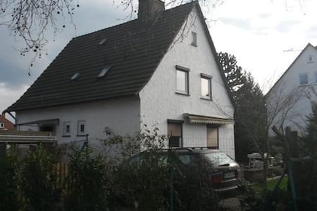 Zimmer Nähe Documenta - Kassel - Hus