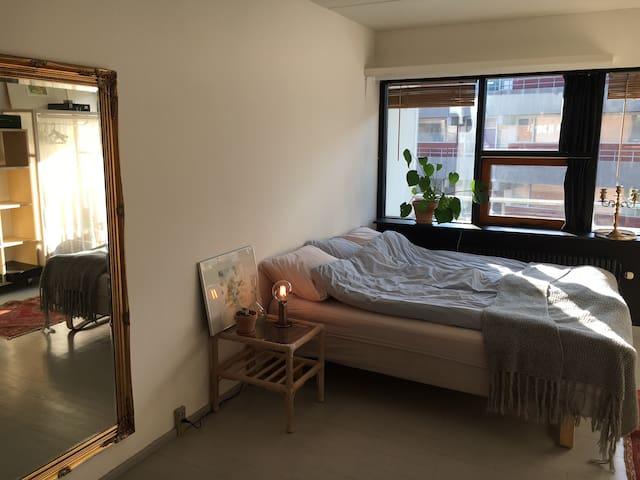 Cosy flat - great location in Nørrebro - Kopenhagen