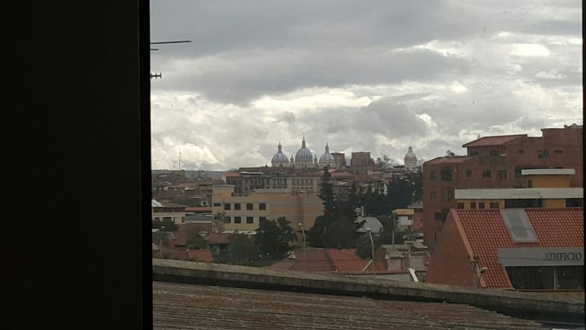 Penthouse amoblado - Cuenca - Apartemen