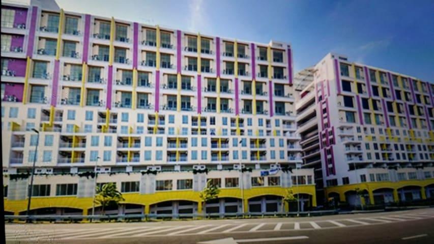 MITC SUMMIT HOTEL DELUXE ROOM MELAKA - Melaka - Bed & Breakfast