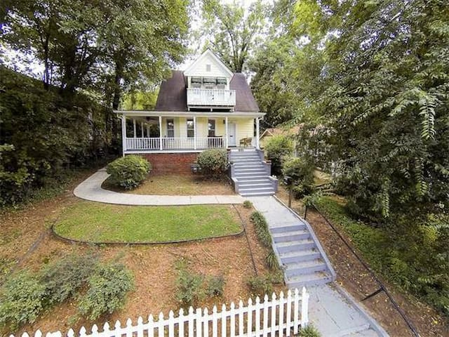 Charming house in the heart of the Highlands - Atlanta - Casa
