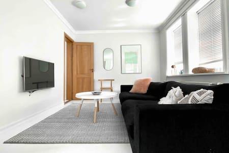 Reykjavík - Your cosy downtown flat