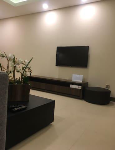 Luxury studio near kinghamad hospital and RCSI