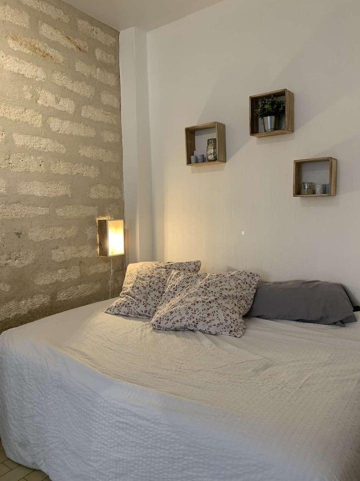 Appartement dans  centre historique de Montpellier