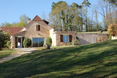 Peaceful and quiet house in Dordogne - Mauzens-et-Miremont - Haus