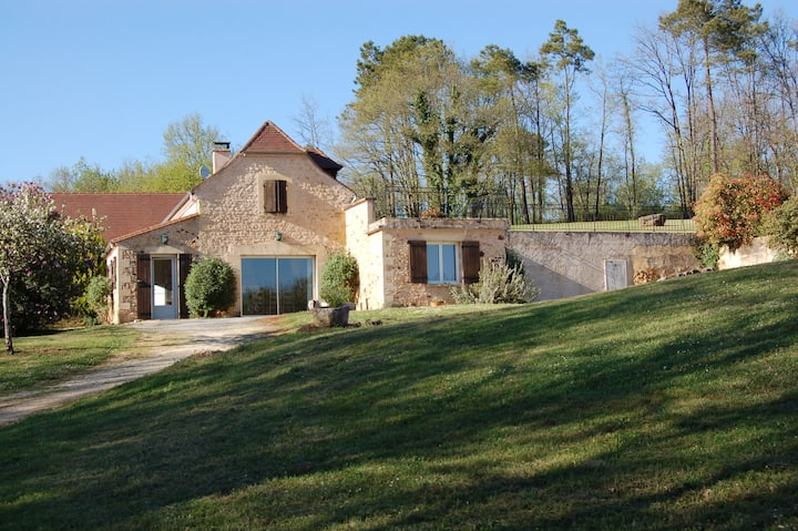 Peaceful and quiet house in Dordogne