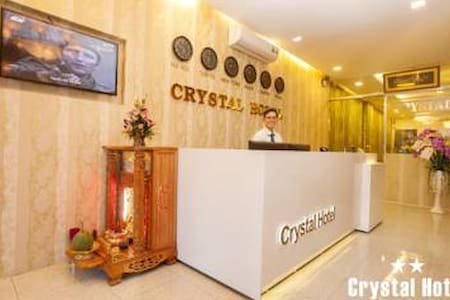 DOUBLE PRIVATE - CRYSTAL HOTEL - Ho Chi Minh City