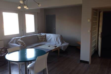 Appartement rosendael avec terrasse type loft - Dunkerque - Appartement